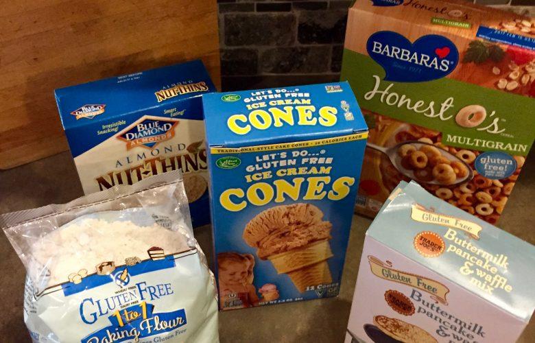 Gluten Free Pantry, clearing gluten, gluten free, gluten free kids